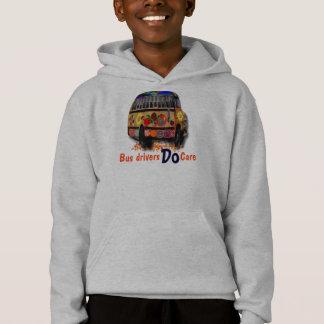T-shirts Os condutores de autocarro importam-se