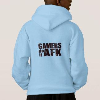 T-shirts Os Gamers fazem-no AFK