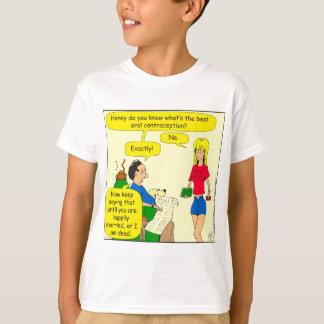T-shirts os melhores desenhos animados orais da