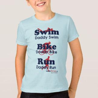T-shirts Pai do Triathlon