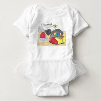 T-shirts Palhaço doente, nariz molhado