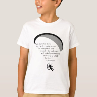 T-shirts paraSocrates