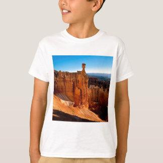 T-shirts Parque Utá de Bryce da garganta