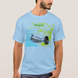 T-shirts Pato de Oregon