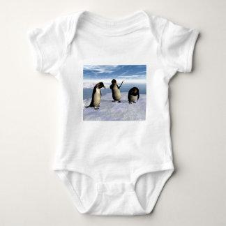 T-shirts Pinguins de imperador