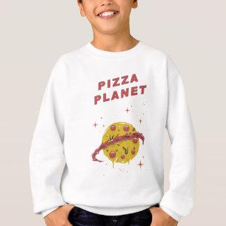 T-shirts planeta da pizza