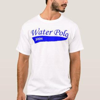 T-shirts Pólo aquático - 2004 - real