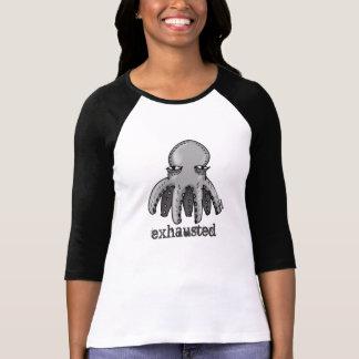 T-shirts polvo esgotado