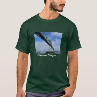 T-shirts Ponte de Astoria-Megler, Oregon