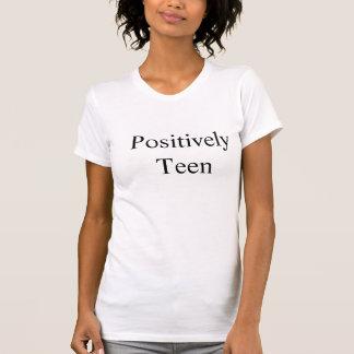 T-shirts Positivamente adolescente