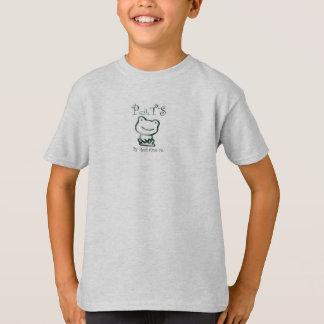 T-shirts Pouco seus animais de estimação perto reais de um