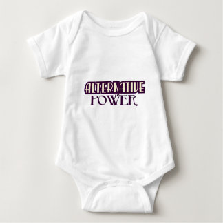 T-shirts Powre alternativo
