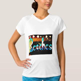 T-shirts Praias