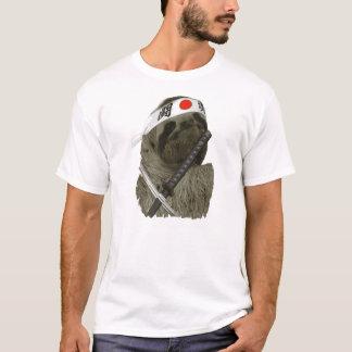 T-shirts Preguiça do samurai