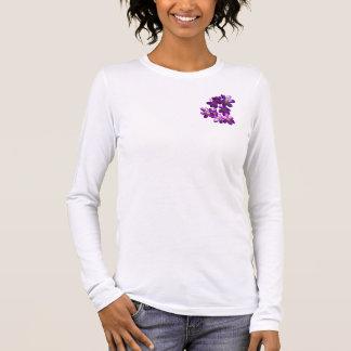T-shirts Primavera-Açafrão