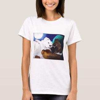 T-shirts Pugilistas rebentados