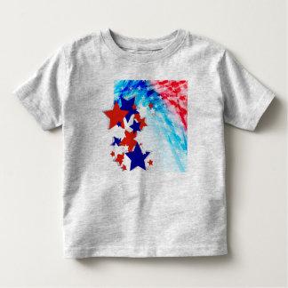 T-shirts Quarto do Dia da Independência de julho