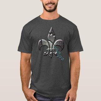 T-shirts Quebrado & flor de lis do escape