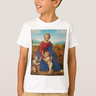 T-shirts Raphael: Madonna no prado