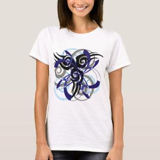 T-shirts Redemoinhos da cor