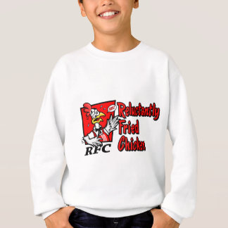 T-shirts Relutantemente frango frito