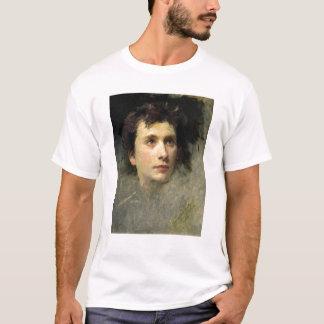 T-shirts Retrato do compositor Pyotr Ilyich