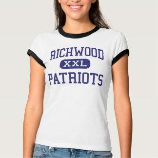 T-shirts Richwood - patriotas - júnior - Richwood