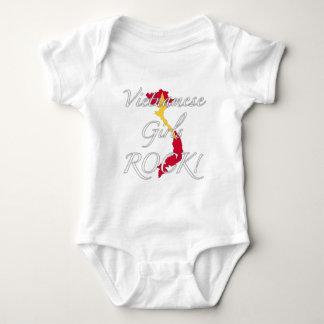 T-shirts Rocha vietnamiana das meninas!