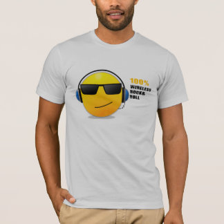 T-shirts rodas 100% rock &