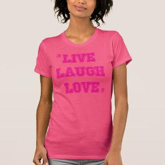 T-shirts Rosa de LLL