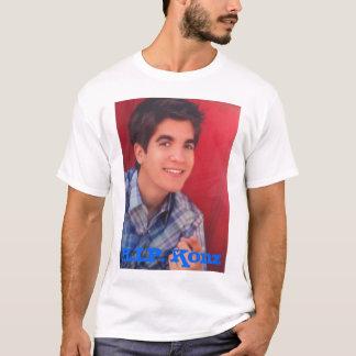 T-shirts Roupa de RIPKonzV - vermelho, branco & azul