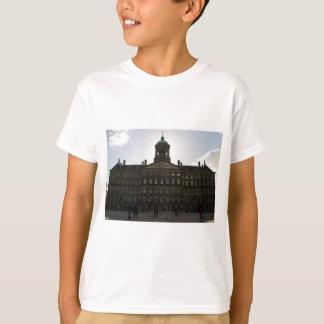 T-shirts Royal Palace de Amsterdão