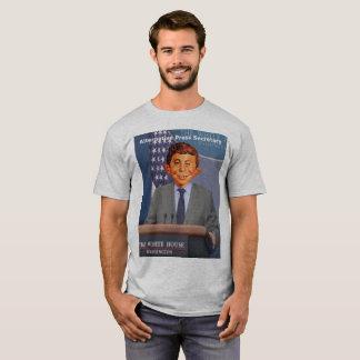 T-shirts Secretário de imprensa alternativo