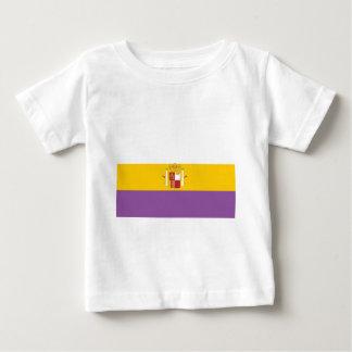 T-shirts Segundo-espanhol-república-Bandeira