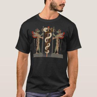 T-shirts Serpentes de Ningishzida