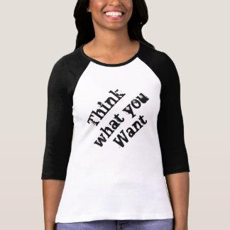 T-shirts Seu estilo