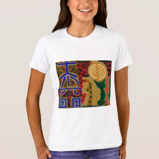 T-shirts Símbolos curas principais de REIKI