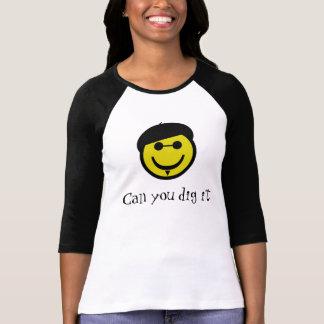 T-shirts Smiley do Beatnik