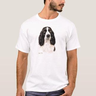 T-shirts Spaniel de Springer inglês