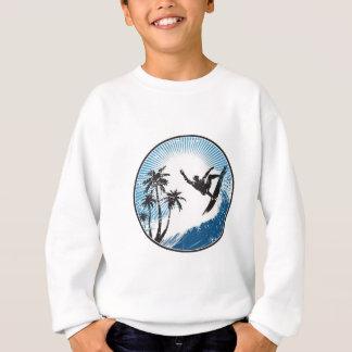 T-shirts Surfar