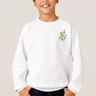 T-shirts Surfista de Sammy - peixe indiano louco