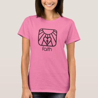 T-shirts T da fé
