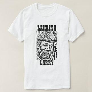 T-shirts T do clássico de Lahaina Larry