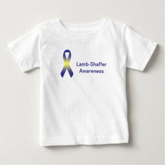 T-shirts T do Cordeiro-Shaffer dos miúdos
