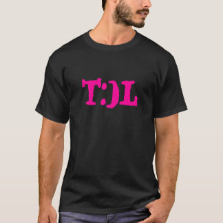T-SHIRTS T:) L