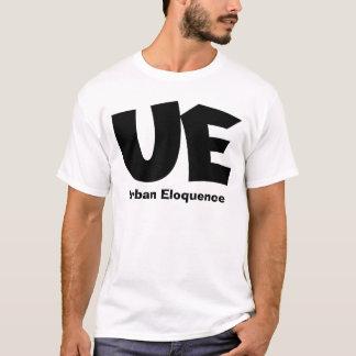T-shirts T urbano da eloquência