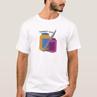 T-shirts Tempo de Sammich
