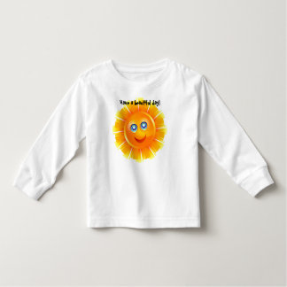 T-shirts Tenha um dia bonito!