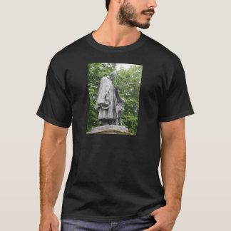 T-shirts Tennyson e seu cão