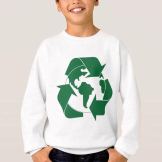 T-shirts Terra do reciclar